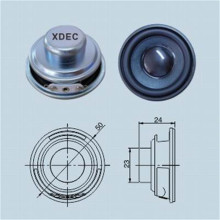 50mm 4ohm 3w speaker for Bluetooth speaker