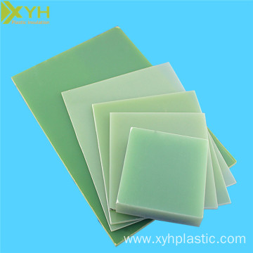 Green 10mm Fr4 Fiberglass Laminated Plate