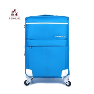 "Wholesale custom good quality 23"" waterproof nylon luggage"