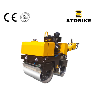 Good price walk behind vibratory road roller ompactor