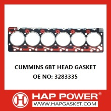 Good User Reputation for Cummins Head Gasket Cummins 6BT Head Gasket 3283335 export to Belize Supplier