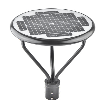 25w Solar Post Top All in One