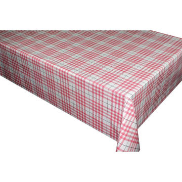 Elegant Tablecloth with Non woven backing Uk Cheap