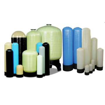 FRP water softener for RO plant