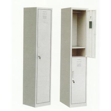 Student worker gym single door steel locker