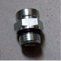 Hydraulic Nipple Metric Male O-Ring Seal Tube Adaptor