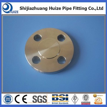 A182 F22 alloy steel blind flange RF