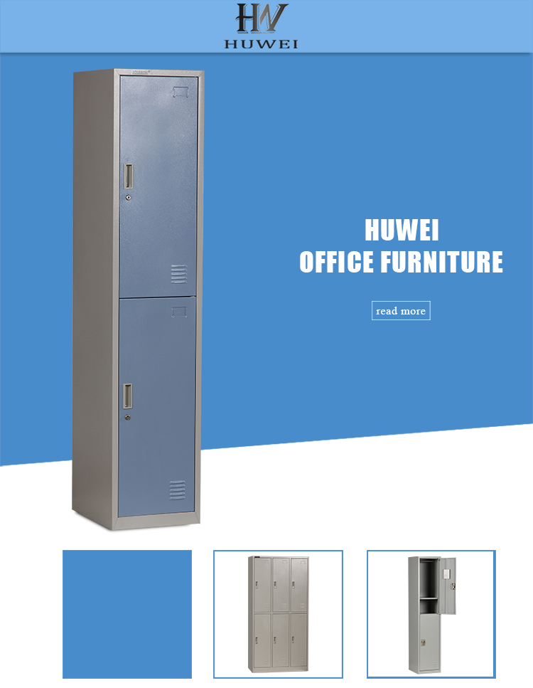 steel door locker