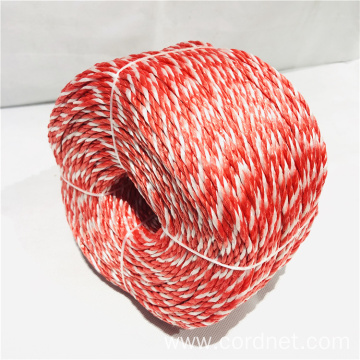 High Quality PP Splitfilm Twist Rope