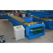 Corrugated Metal Sheet Double Layer Rolling Machine