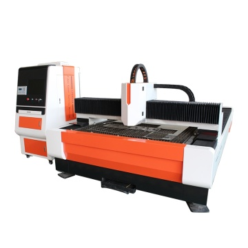 New Model Fiber Laser Cutting Machine for Metal