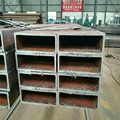 Welded Rectangular Hollow Steel Tube of Spare Parts