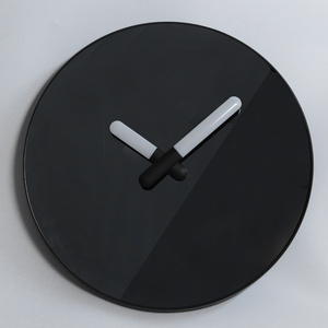 Mirror Wall Clock for Hotel Decoration