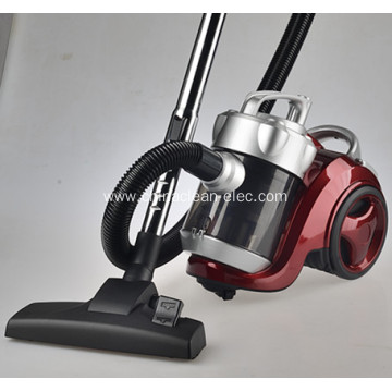 Red multi-cyclonic Filter Vacuum Cleaner