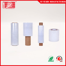 Special for Mini Hand Roll Stretch Film Mini Roll Hand  Lldpe Stretch Film supply to Christmas Island Manufacturers