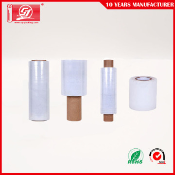Mini Roll Stretch Film Lldpe Shrink Wrap Film