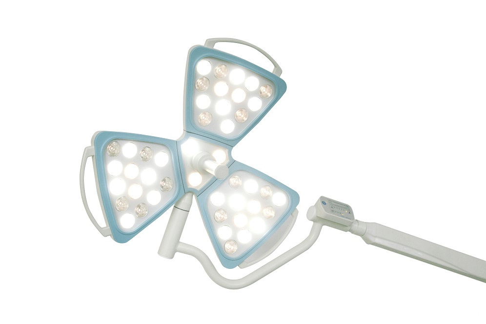Mobile flower type OT lamp