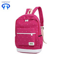 College style high school backpack computer travel backpack