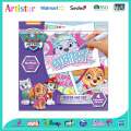 Paw Patrol water art set