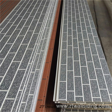 Environmental Heat Insulation Exterior PU Sandwich Panel
