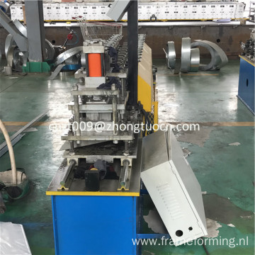 steel shutter door machine shutter door roll forming machine