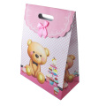 Customized Wood-Free Stand-Up Paper Gift Bag