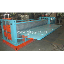 Transverse Thin Corrugated Sheet Forming Machine