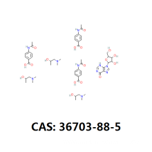Factory Free sample for Addyi Ingredients Flibanserin Isoprinosine api  cas 36703-88-5 supply to Syrian Arab Republic Suppliers