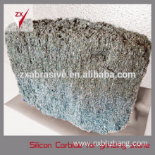 2016 Wholesale popular green silicon carbide sand