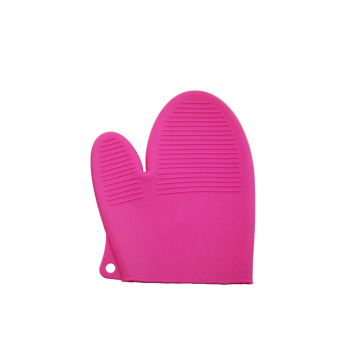 heat resisted BBQ Baking Silicone Oven mitt