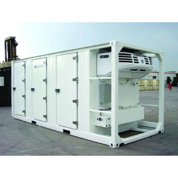 Multi Temperature Reefer Container