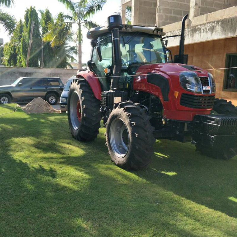 Tractor exported to Tanzania 02