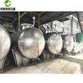 Making Diesel Fuel Production from Used Engine Oil