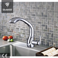 Water ridge pull down kitchen faucet for kitchen