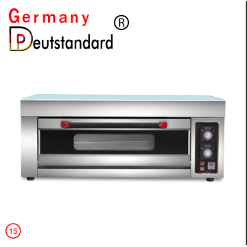 One layer bread baking oven electric oven