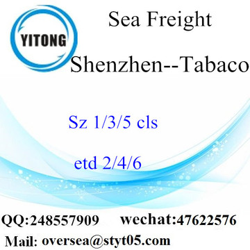 Shenzhen Port LCL Consolidation To Tabaco