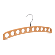 EISHO Customzied Wood Scarf Hanger