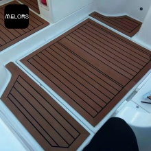 Melors EVA Traction Boat Synthetic Flooring Foam Pads