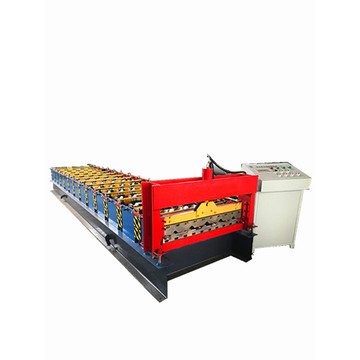 Hot-sales Trapezoidal roof  sheet roll forming machine