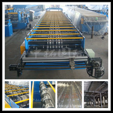 Cold Steel Structual Flooring Deck Roll Forming Machine