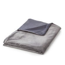 Weighted Blanket With Minky&Cotton Cover