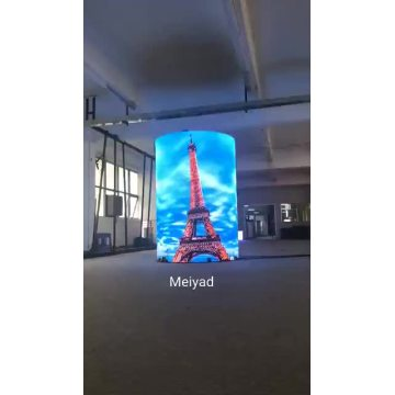Creative Flexible LED Display