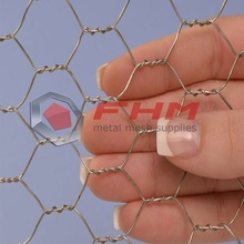 304 Stainless Steel Hexagonal Wire Netting