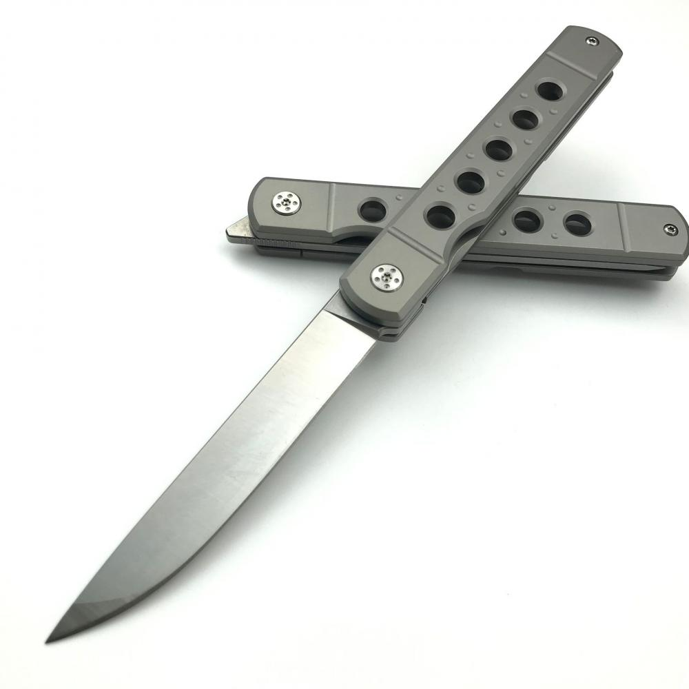 Carbon Fiber Pocket Knife