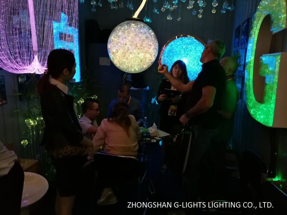 lighting business in Hong Kong