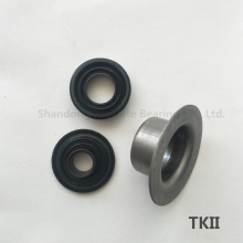 Cheapest Factory for Idler Roller Labyrinth Seal TKII Series Conveyor Roller Spare Parts export to Denmark Factories