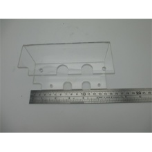Transparent PMMA Heat Bending Parts