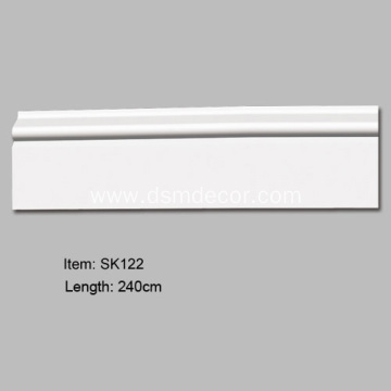 Lower Price PU Decorative Skirting Boards