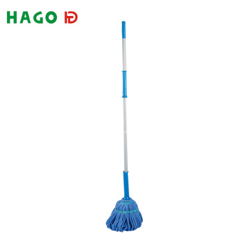 Plastic Handle Microfiber Yarn Floor Cheap Cleaning Mop