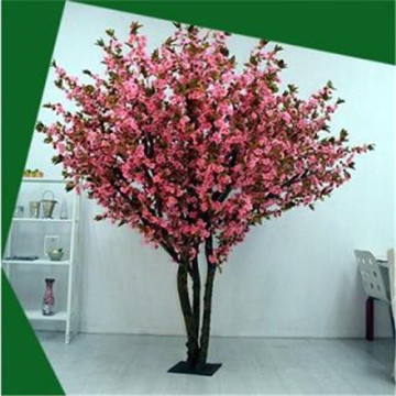 Decorative artificial cherry tree